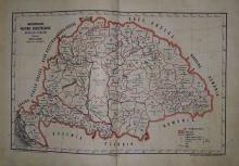 A magyar szent korona országainak megyei térképei