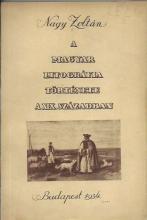 Magyar litográfia (kőrajz)